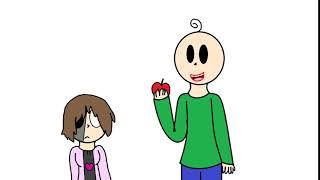 Eating Apple Animate