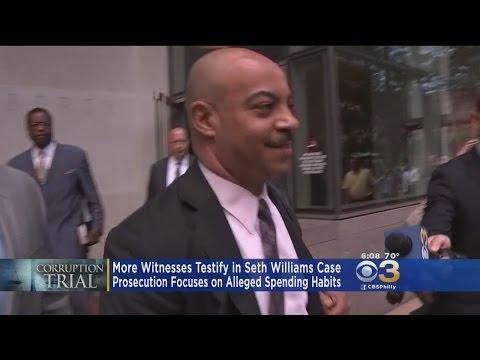 More Witnesses To Testify In DA Seth Williams Corruption Case