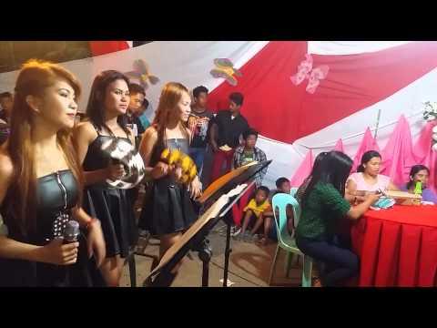 JMB's BAND LIVE: NAG GWAPO KAN MANONG