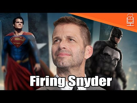WB Wanted to Fire Zack Snyder after Batman v Superman