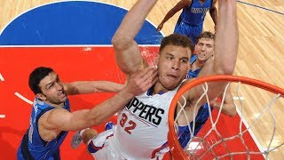【NBA】『ブレイク・グリフィン』のウソみたいなぶっ壊れダンク!!【スーパープレイ集】