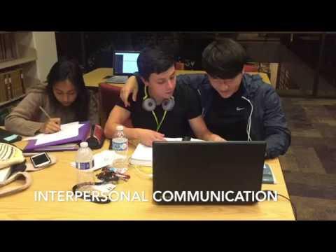 Interpersonal Communication and Mass Communication