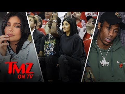 Kylie Jenner And Travis Scott Take It To The Floor!   TMZ TV