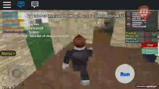 Starting our Pokemon Journey: In the ROBLOX