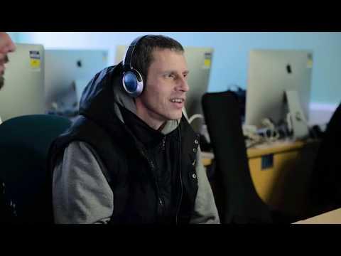 Converge Music Production at Leeds Beckett University