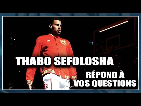 THABO SEFOLOSHA, POURQUOI TU JOUES EN AIR MAX EN NBA ?