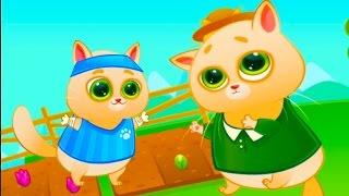 КОТЕНОК БУБУ и КОШЕЧКА БАРБИ #17 - Мой Виртуальный Котик для детей - Bubbu My Virtual Pet #ПУРУМЧАТА