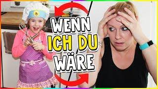 MAMA vs. LULU - Wenn ICH DU wäre 😂 Rollentausch 👩👧 Lulu & Leon - Family and Fun