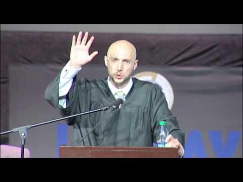 KIPP Gaston College Preparatory Commencement Speech by Rob Jentsch