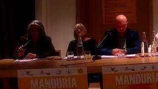 Manduria 9 novembre 2017   Annamaria D'Andria