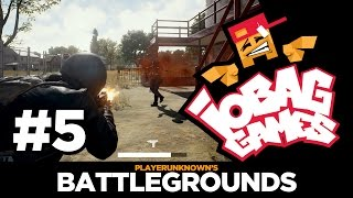 IOBAGG - PlayerUnknown's BATTLEGROUNDS P5