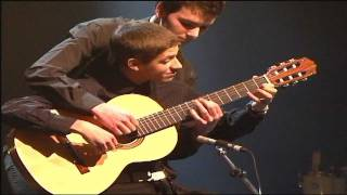 Rondo alla Turca by W.A. Mozart - Four hands guitar