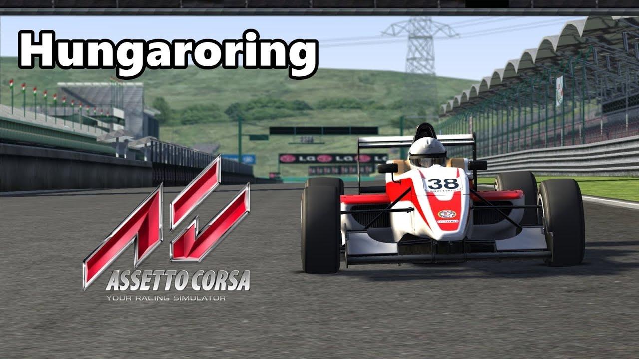 Hungaroring for Assetto Corsa 0 95 – Released – VirtualR net