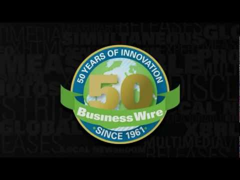 Business Wire: 50 Years of Innovation