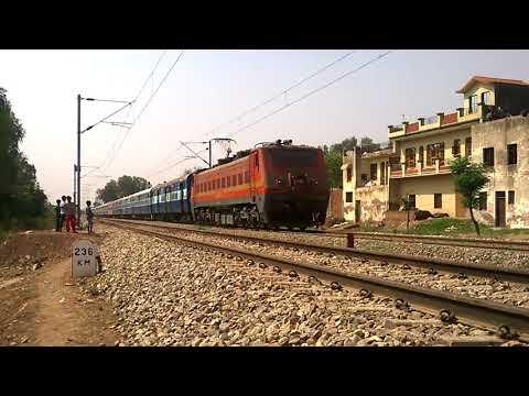 12231 Lucknow Chandigarh Satbhavna Express