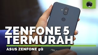 ZENFONE 5 TERMURAH | Mini Review ASUS ZenFone 5Q