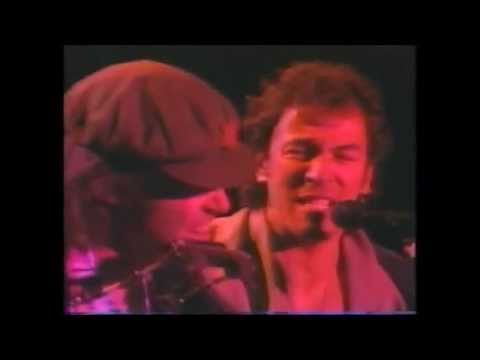 down by the river  ( pro shot)  neil young & bruce springsteen