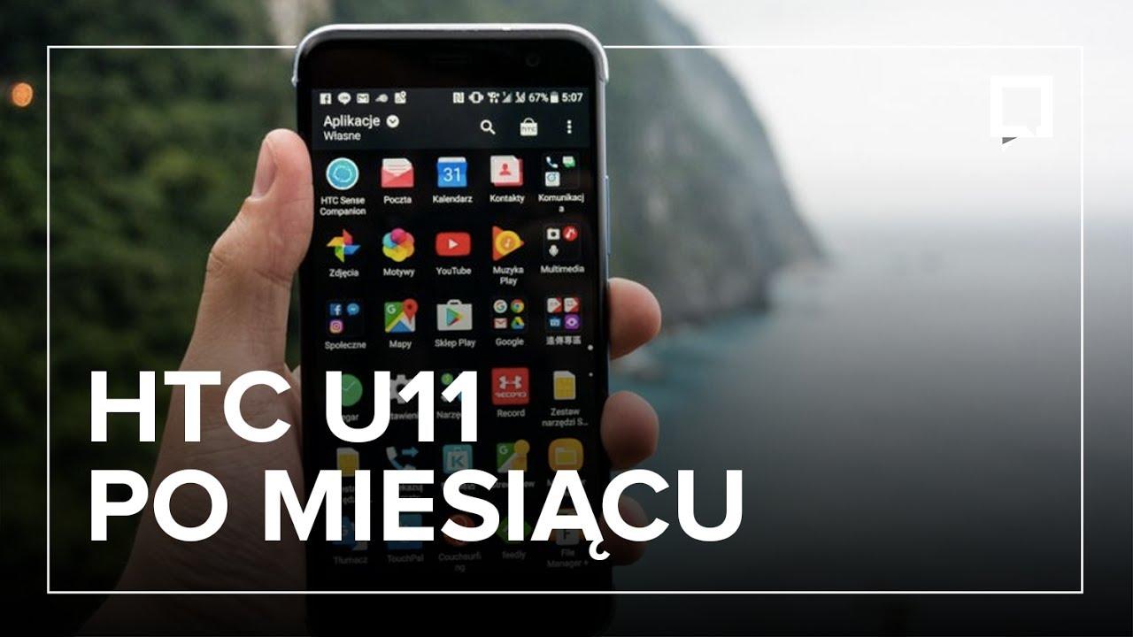 HTC U11 – RECENZJA po miesiącu intensywnego korzystania