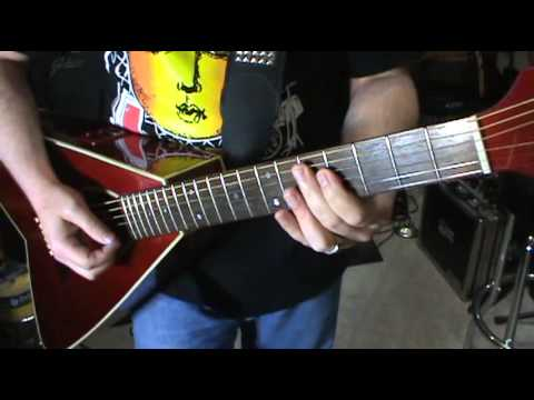 Classic & Easy Blues Rhythm Guitar Lessons By Scott Grove