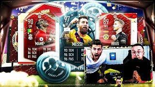 FIFA 20: MESSI SBC abschließen + Fut Champions REWARDS Pack Opening und TEAMBAU !!