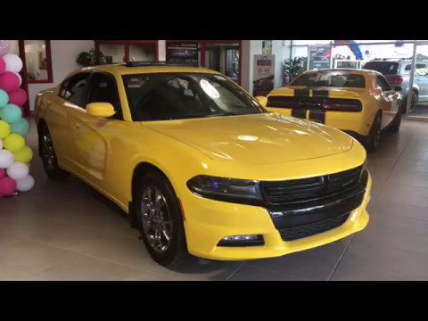 2017 Dodge Charger Rallye Awd 17ch9453 Crosstown Auto Centre