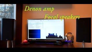 Denon PMA-510AE + Focal Opal 607 sound test (1) [HQ]