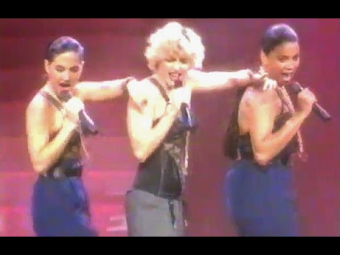 Madonna - Express Yourself - Live At The MTV Awards - 1989 ...