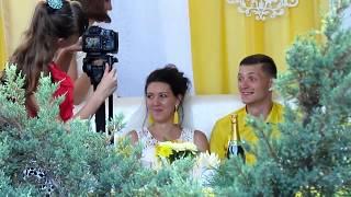 Комплименты молодоженам и на сколько они знают друг друг, первый танец на свадьбе 2018 Запорожье
