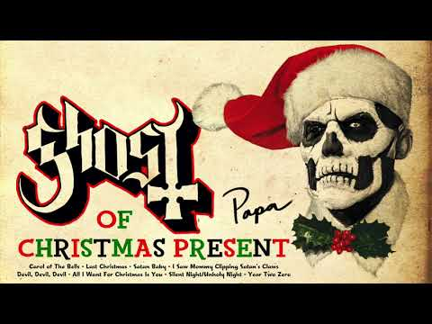 8 Holidays Songs in the Style of Ghost