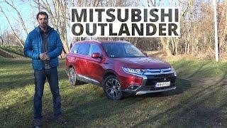 Mitsubishi Outlander 2.0 MIVEC 150 KM, 2016 - test AutoCentrum.pl #249