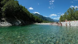 TCS Camping Gordevio in Val Maggia