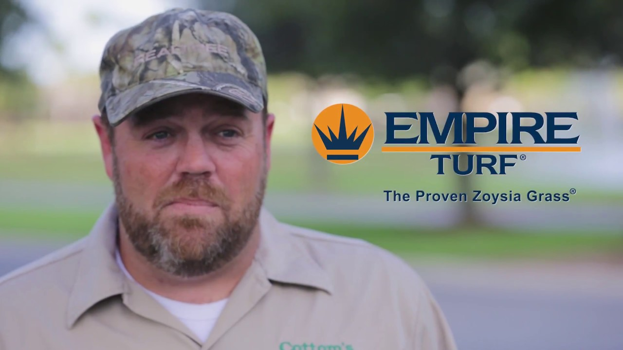 Empire Turf Thrives in Florida