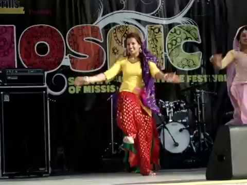 Punjabi Mädchen in Mississauga