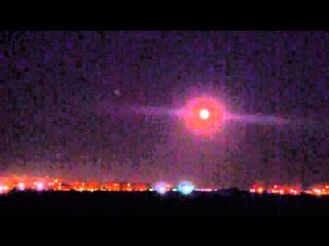 НАСА, вспышки на Луне и НЛО