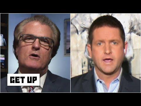 Mel Kiper & Todd McShay evaluate Trevor Lawrence, Justin Fields & more 2021 NFL Draft QBs | Get Up