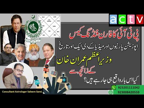 pti-foreign-funding-case-with-imran-khan-birth-chart-|-saleem-sami-astrology