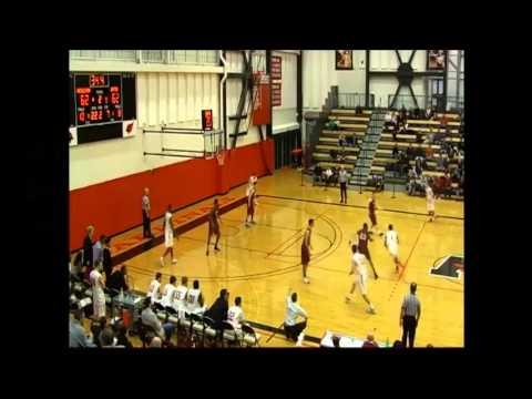 Men's Basketball: Bates vs. Wesleyan - Top Plays