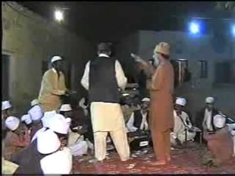 Hazri PP -Mureed ishq k- Sain Haidri - Han Allah Ditta qawwal