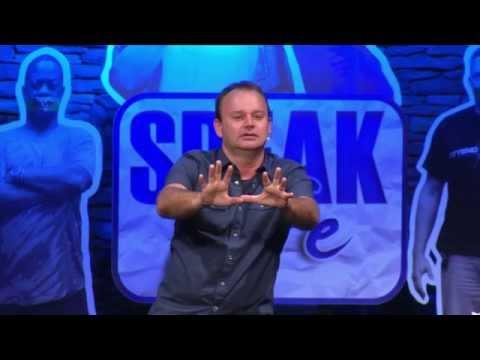 Speak Life - Speak Trust  (Matthew 6) (6-15-14)
