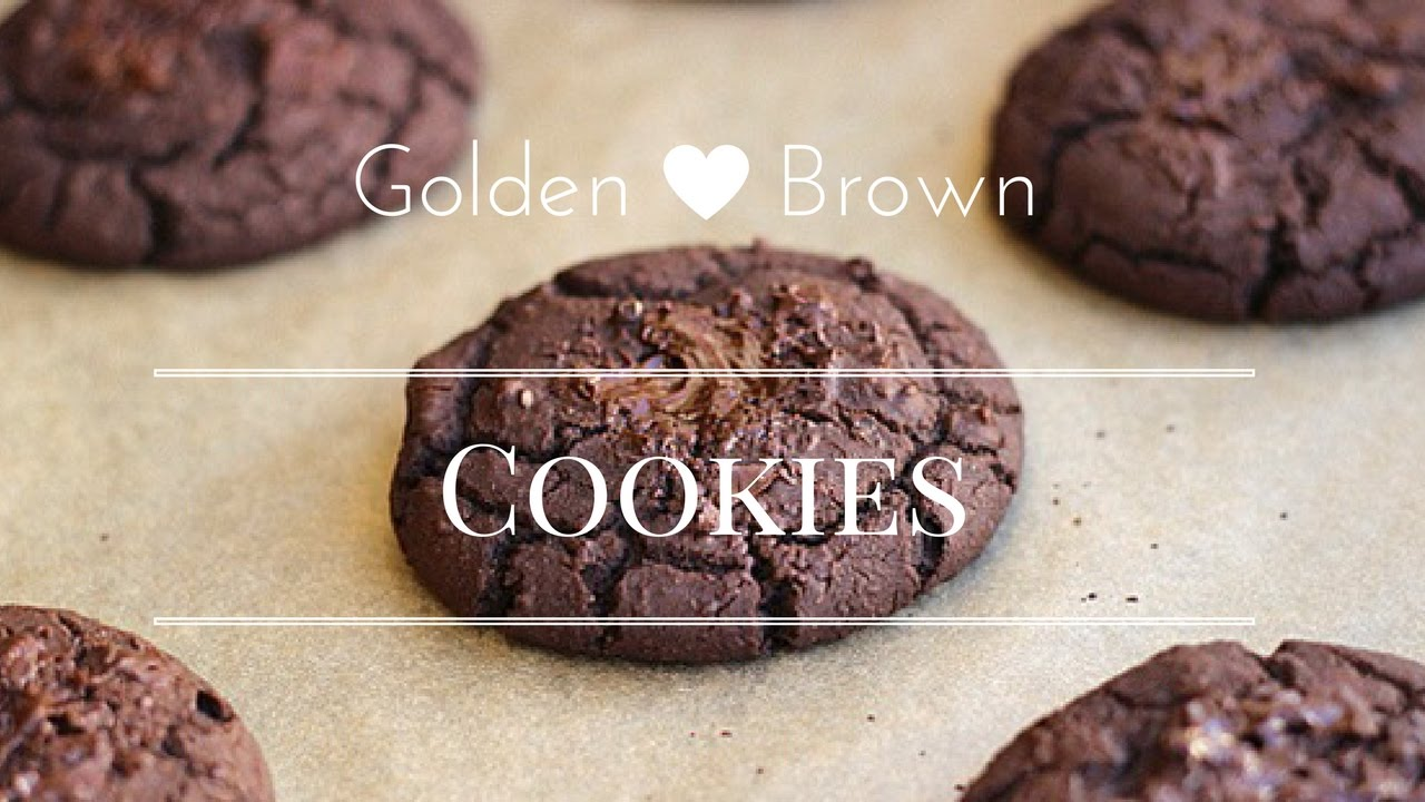 how to make brown cookies