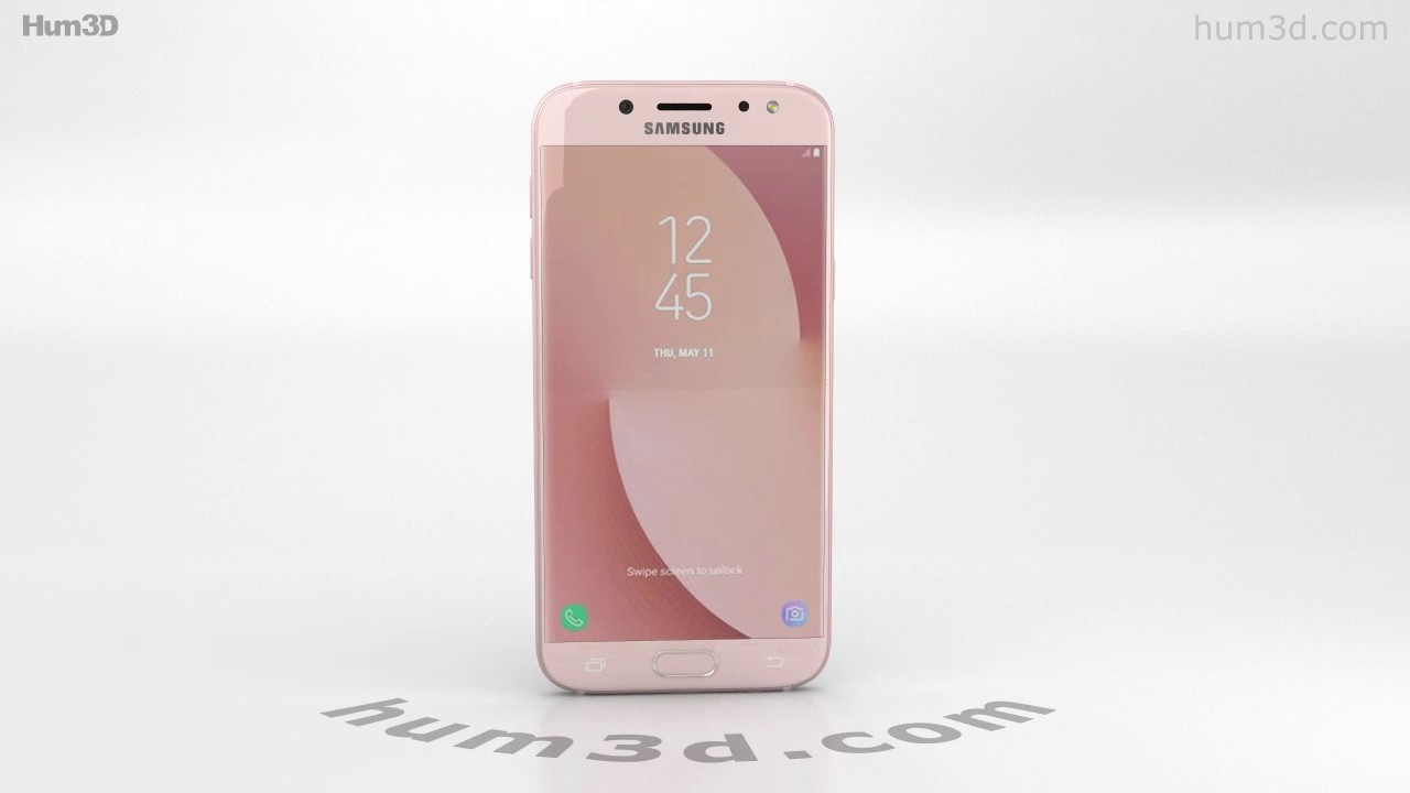 Samsung galaxy j5 2017 rosegold