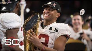 Tua Tagovailoa's top 10 moments at Alabama | SportsCenter