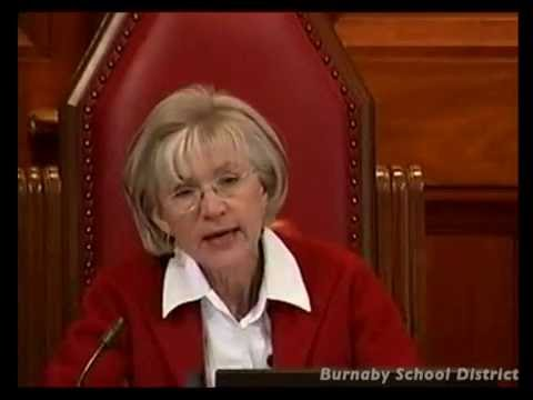 The Right Honourable Beverley Mclachlin, P.C., Chief Justice of Canada, Part 1 (Lecture)