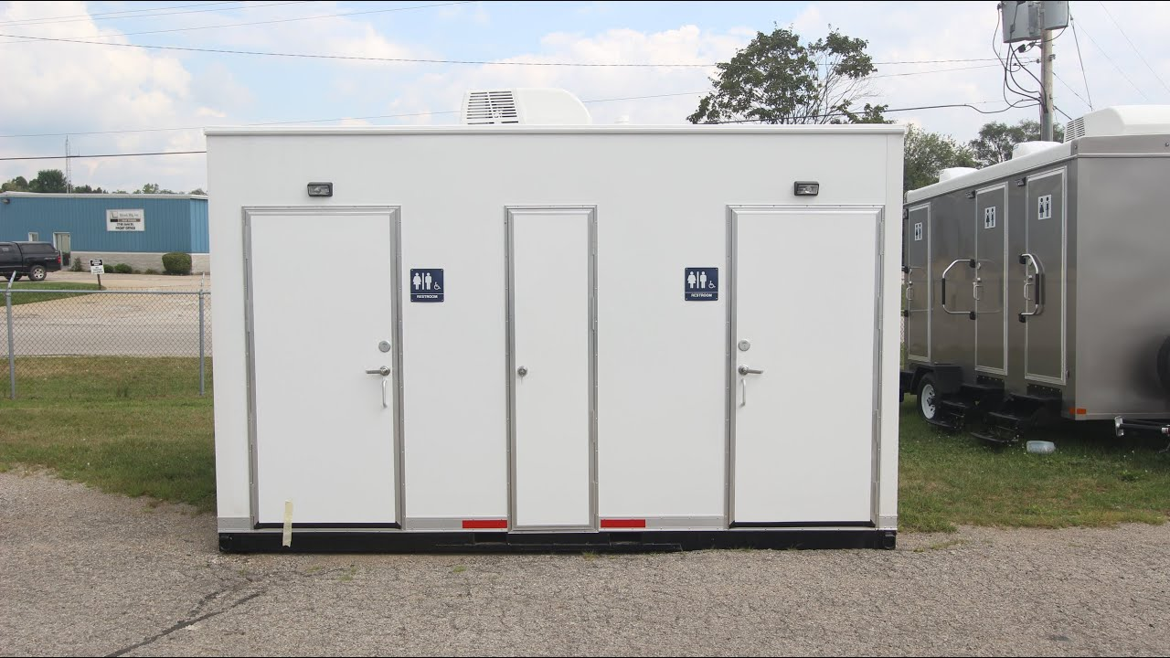 restroom potty product category trailers sanitation luxury rental service bathroom porta portable