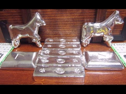 New Ultra Rare YPS Silver Bar Pickups!