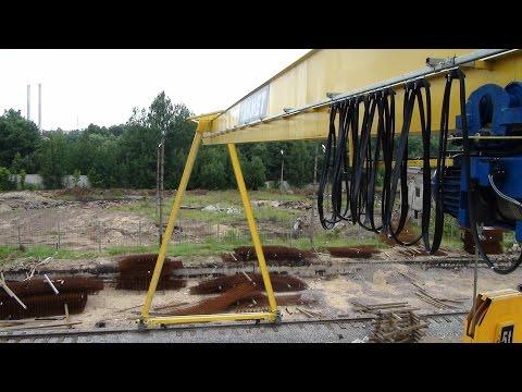 Козловой Кран 5 тонн