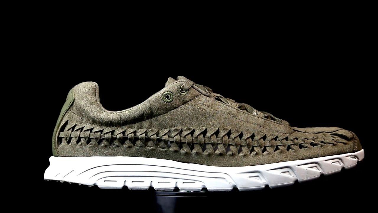 size 40 7603a 05b09 Nike Mayfly Woven caqui.