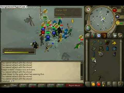 I Totally Win In Fist Of Guthix