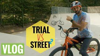 Trial vs Street Trial 2
