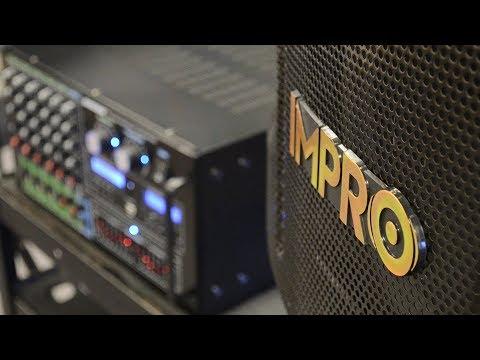 NEW BASON-7800 1400W Karaoke Mixing Amplifier & IMPRO VS-1400 3-Way Vocal Karaoke Speakers